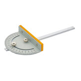 Mini Table Saw Circular Router Miter Gauge  DIY Woodworking Machines Angle Ruler