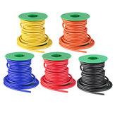Cuivre étamé à haute température de fil de câble de silicone de 7M 12AWG Soft