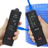 BSIDE FWT8X Detector rastreador de cabo de rede RJ11/45 Lan Ethernet Telefone Fio Localizador de testador Ferramenta de telecomunicações Trabalho eletrificado 60V