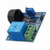 DC 12V 5A Protección contra sobrecorriente Sensor Módulo de detección de corriente CA Módulo de relé Salida de interruptor