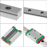 TWO TREES® 12mm Linear Guide MGN12H 200/250/300/350/400/450/500mm Linear Rail + MGN12H Block for 3D Printer