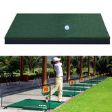Nylon Golf Practice Mat Hitting Grass Driving Holder Outdoor Indoor Training Backyard