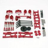 Wltoys 144001 124019 124018 Upgraded Metal Parts Set RC Car Parts