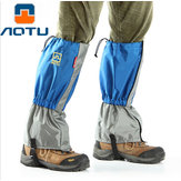 AUTO AT8905 Waterdicht 210T Nylon Ultralight Trekking Skiing Foot Sleeve Snow Legging Gaiters