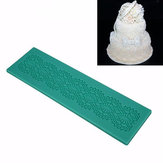 Lace Silicone Fondant Mold Cake Decorating Mould Gum Paste Sugarpaste Mold FDA LFGB