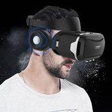 VR Shinecon 4th Gen Virtual Reality 3D briller med headset til 3,5-5,5 tommer smartphones