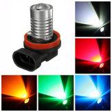 H8 9005 5W LED Projektör Sis Gündüz Işığı Lamba Ampul