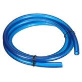 1M 5mm I/D 8mm O/D Petrol Fuel Line Hose Gas Oil Pipe Tube Universal For Motorcycle Bike
