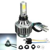 H4 32W 3000lm 6000K Lampe Hi / Lo COB Moto LED Ampoule avant