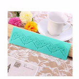 Silicone Kant Fondant Mould Cake Decorating Mould Gumpast Suikergoed Mould FDA LFGB