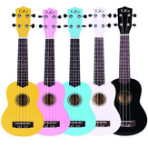 Enya KAKA 21 Inch Colorful Acoustic Ukulele Uke 4 Strings Hawaii Guitar Guitarra Musica Instrument for Kids and Music Beginner