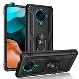 Bakeey Armor with 360 Degree Rotatable Magnetic Ring Holder Shockproof PC Protective Case for Poco F2 Pro / Xiaomi Redmi K30 Pro