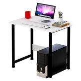 木製コンピュータラップトップデスクモダンなテーブルスタディデスクオフィス家具ホームオフィス用PCワークステーションリビングルーム