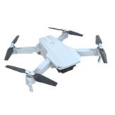 KFPLANE KF609 TENG Mini con cámaras duales Flujo óptico Posicionamiento Gesto Recodificación Antena Plegable Cuadricóptero RC RTF