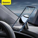 Suporte de telefone para carro Baseus MagSafe Suporte de ventilação / painel para iPhone12 magnético Stand Holder