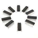 10Pcs SN74HC14N 74HC14 IC Chip DIP-14 6 Inverting Schmitt Trigger