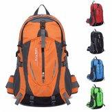 S-58203 حقيبة المشي 35L الرياضة على ظهره حقائب السفر عارضة ألوان متعددة