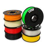 CCTREE® 1KG / Roll 1.75mm Banyak Warna ABS Filamen untuk Printer 3D Crealilty / TEVO/Anet