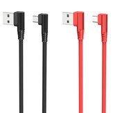 HOCO U83 2.4A Type C Micro USB Fast Charging Data Cable For Huawei P30 Pro Mate30 Xiaomi Mi10 Redmi K30 Poco X2 S20 5G