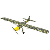 Dacing Wing Hobbys SGG21 Fi156 1600mm Wingspan Balsa Wood RC Airplane Complete Kit with Cover Film