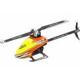 OMPHOBBY M2 EXP 6CH 3D Flybarless Dual Brushless Motor Direct Drive RC Helicopter BNF with Open Flight Controller