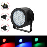 20W 88 LED RGB Sound Control Dimmable Stage Light Laser Projector Lamp for DJ Disco Bar