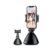 360 ° Face Tracking Gimbal Auto Smart AI Holder Transmissão ao vivo para Vlog Video Recor Selfie Tiro Smartphone Selfie
