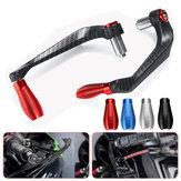 Carbon Fiber Motorrad Motorrad Lenkergriff Aluminiumlegierung Schutzbügel Bar