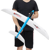 100cm Wingspan Håndkasterfly Fixed Wing DIY Racing Aircraft Epp Skumplane Toy