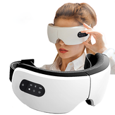 Electric Heating Massage Bluetooth Eye Massager Hot Compress Therapy Glasses Eye Care Fatigue Relief Machine
