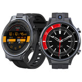 [13MP Rotatable камера] Kospet Prime 2 2,1 дюйма 480 * 480 пикселей Экран 4G + 64G Octa-core 4G-LTE Watch Phone 1600mAh Батарея GPS + Beidou Android 10 Smart Watch