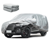 170T SUV Full Car Cover Rain Snow UV Protection Outdoor WaterProof Breathable