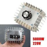 5000W AC 220V High Power Electronic Regulator SCR Voltage Regulator Module