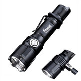 Fitorch P30RGT XP-L2 USB Rechargeable Portable Tactical LED Flashlight 18650 Mini Torch Powerful Hig