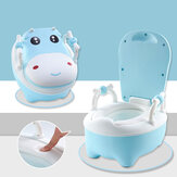 Kids Portable Camping Toilet Baby Potty Training Seat Removable Non-slip Toddler Toilet Chair With Lid For Outdoor Camping