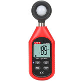 UNI-T UT383BT bluetooth Digital Luxmeter Illuminometer Mini Light Meter Environmental Testing Equipment Handheld Type