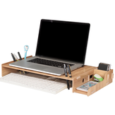 Computer Monitor Stand Computer Riser Stand Laptop Stand Organizer 22