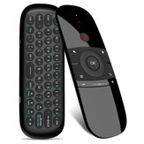 Wechip W1 Hava Mouse Senza Fili 2.4g Fly Air Mouse Android Başına TV Kutu / Mini Pc / TV