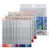MARCO 24/36/48/72 Non-toxic Color Pencil Professional Colored Pencils for School Art Supplies Oily Colored Pencils