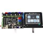 MKS-GEN L V1.0統合コントローラーマザーボード+ 2.8インチMKS-TFT28フルカラーLCDタッチスクリーンサポート3Dプリンタ用電源再開プリント