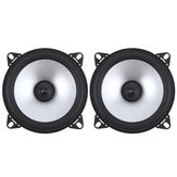 2pcs LaBo LB-PS1401D 4 Inch 60W*2 Way Car Audio Hifi Speaker Bass Waterproof Loudspeaker
