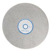 Disco de esmeril com revestimento de diamante de 6 polegadas 80 Grit disco de polimento de polimento plano