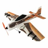 YAK55 800mm Envergure 3D Aerobatic EPP F3P RC avion KIT