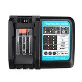 14V-18V 2A DC18RA заменить DC18RC универсальное литий-ионное зарядное устройство Батарея для зарядного устройства Makita Power Инструмент