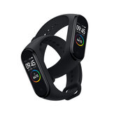 Originale Xiaomi Mi banda 4 AMOLED schermo a colori Wristband bluetooth 5.0 135 mAh Batteria Idoneità Tracker Smart Watch
