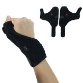 1Pcs Wrist Support Brace with Thumb Spica Hand Support Breathable Sports Medicine Thumb Stabilizer