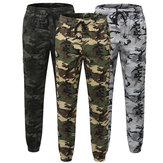 Men's Camouflage Pants Jogging Sports Fighting Fitness Hunting Outdoor Trousers