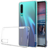 NILLKIN Transparent Shockproof Soft TPU Back Cover Protective Case for Huawei P30