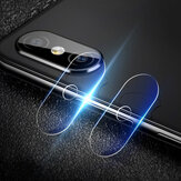 2 PCS Camera Lens Protector Soft Tempered Glass Rear Camera Phone Lens for Xiaomi Redmi Note 6 Pro