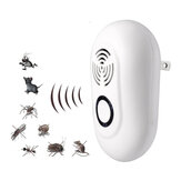 Electronic Ultrasonic Pest Rejecter Mosquito Killer Repeller Repellent